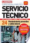 libro Servicio Técnico 24: Mantenimiento Preventivo Y Salida Laboral
