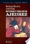 libro Estudios Y Finales De Ajedrez