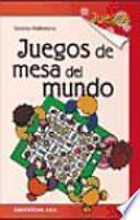 libro Juegos De Mesa Del Mundo