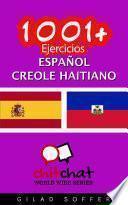 libro 1001+ Ejercicios Español   Creole Haitiano
