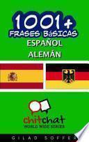 Descargar el libro libro 1001+ Frases Básicas Español   Alemán