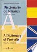 Descargar el libro libro A Dictionary Of Proverbs, Sayings, Saws, Adages