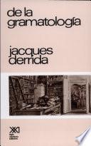 libro De La Gramatología