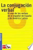 Descargar el libro libro La Conjugación Verbal