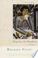 Descargar el libro libro Papeles De Pandora