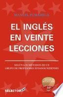 Descargar el libro libro Spa Ingles En Veinte Lecciones