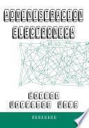 Descargar el libro libro Administración Electrónica