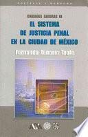 Descargar el libro libro El Sistema De Justicia Penal En La Ciudad De México