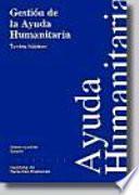 Descargar el libro libro Gestión De La Ayuda Humanitaria