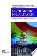 libro Matrimonio Igualitario