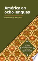 libro América En Ocho Lenguas
