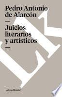 Descargar el libro libro Juicios Literarios Y Artísticos
