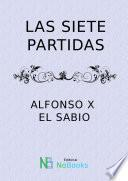 libro Las Siete Partidas