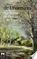 libro Por Tierras De Portugal Y De España