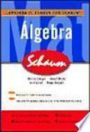 Descargar el libro libro Álgebra