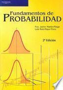 Descargar el libro libro Fundamentos De Probabilidad