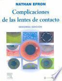 Descargar el libro libro Complicaciones De Las Lentes De Contacto