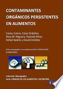 Descargar el libro libro Contaminates Orgánicos Y Persistentes En Alimentos