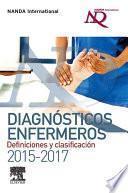libro Diagnósticos Enfermeros. Definiciones Y Clasificación 2015 2017