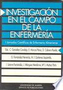 libro Investigación En El Campo De La Enfermería