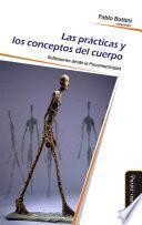 libro Las Prácticas Y Los Conceptos Del Cuerpo