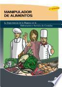 Descargar el libro libro Manipulador De Alimentos