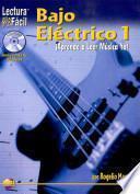 libro Bajo Electrico
