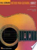 libro Hal Leonard Guitar Method
