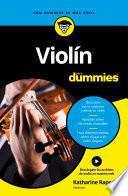 Descargar el libro libro Violín Para Dummies