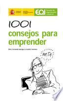 Descargar el libro libro 1001 Consejos Para Emprender