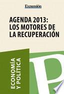Descargar el libro libro Agenda 2013: Los Motores De La Recuperación