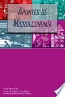 Descargar el libro libro Apuntes De Microeconoma