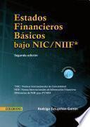 Descargar el libro libro Estados Financieros Básicos Bajo Nic/niif