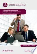 Descargar el libro libro Gestión Fiscal. Adgd0108