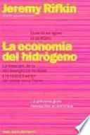 Descargar el libro libro La Economía Del Hidrógeno