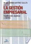 Descargar el libro libro La Gestión Empresarial