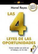 Descargar el libro libro Las 4 Leyes De Las Oportunidades