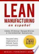 Descargar el libro libro Lean Manufacturing En Español