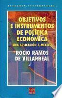 Descargar el libro libro Objetivos E Instrumentos De Política Económica