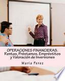 Descargar el libro libro Operaciones Financieras