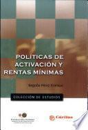 Descargar el libro libro Políticas De Activación Y Rentas Mínimas