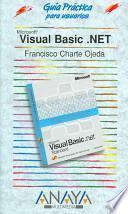 libro Programación Con Visual Basic. Net