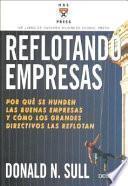 Descargar el libro libro Reflotando Empresas