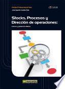 libro Stock, Procesos Y Dirección De Operaciones
