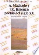 Descargar el libro libro A. Machado Y J. R. Jiménez