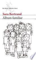 libro Álbum Familiar