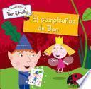 Descargar el libro libro El Cumpleaños De Ben (el Pequeño Reino De Ben Y Holly. Primeras Lecturas 2)