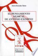 Descargar el libro libro El Pensamiento Musical