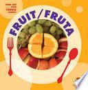 libro Fruit/fruta