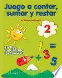 libro Juego A Contar, Sumar Y Restar 2